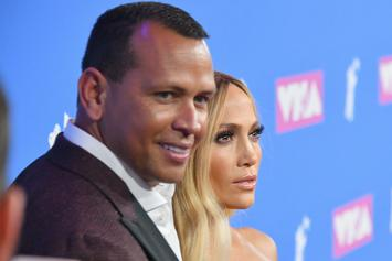 "Alex Rodriguez Pranks Woman At Gym Who Says He Looks Like The ""Guy J. Lo Is Dating"""