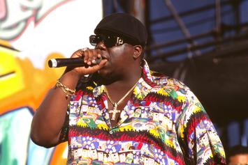 "Biggie's ""Hypnotized"" Allegedly Targets Faith Evans Over Tupac Cheating Rumors"
