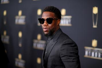 "Kevin Hart To Star In Emotional Drama ""Fatherhood"""