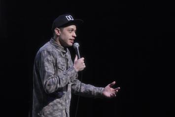 Pete Davidson Jokes About His Suicidal Low Point In SNL Return
