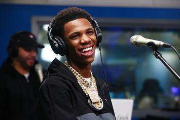 A Boogie Wit Da Hoodie Celebrates #1 Album Vibes On Breakfast Club