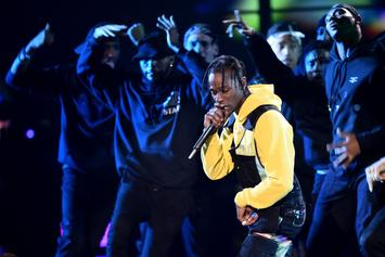 Travis Scott Will Perform At Super Bowl Pre-Party Days Before Kick Off