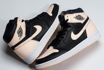 Air Jordan 1 Crimson Tint New Images Revealed