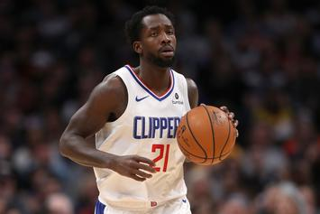 Dallas Mavericks Ban Patrick Beverley Heckler For Rest Of The Season
