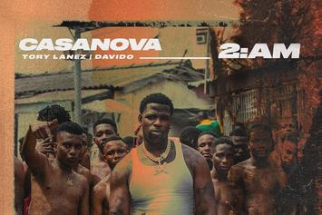 "Casanova, Davido, & Tory Lanez Head To Nigeria For ""2 AM"" Visuals"