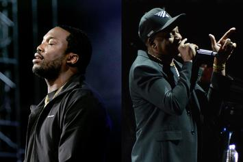 Jay-Z & Meek Mill's Justice System Press Conference Is Streaming Live