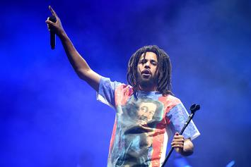 "J. Cole Channels Black Icons Ahead Of ""Middle Child"" Release"