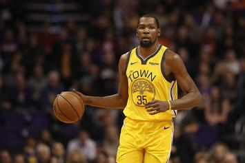 "Kevin Durant Opens ""Durant Center"" For Underprivileged Kids In His Hometown"
