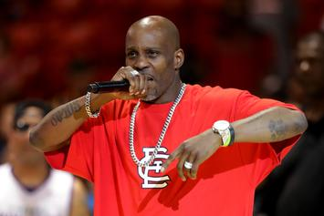 DMX Will Be Released From Jail Tomorrow After Serving A Year For Tax Fraud