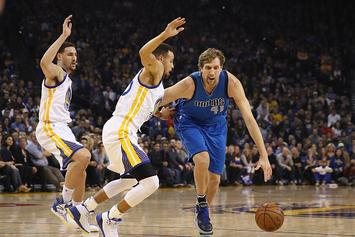 Steph Curry, Dirk Nowitzki Invited To Compete In 3-Point Contest