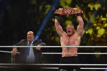 WWE Royal Rumble 2019 Results: Brock Lesnar Retains & More