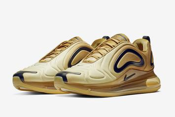 "Nike Urged To Recall Air Max 720s With Logo Resembling ""Allah"" In Arabic"