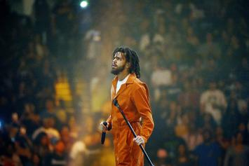 "J. Cole Reflects On Birthday Love: ""Time To Switch Gears"""