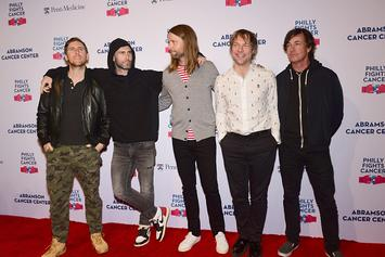 Maroon 5 Cancels Super Bowl Press Conference