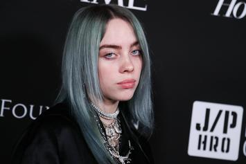 Billie Eilish Shows Off Artwork For New Album