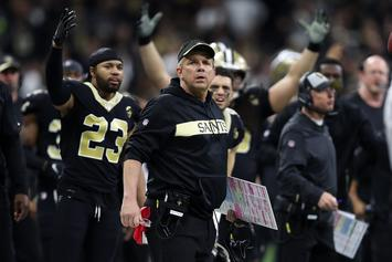 Sean Payton Watched Netflix And Ate Ice Cream To Get Over Rams Loss