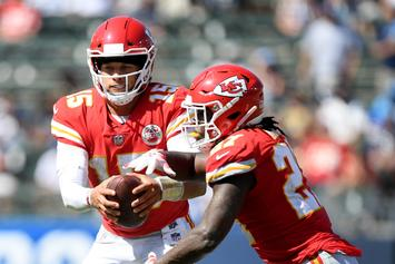 "Patrick Mahomes Wishes The Best For Kareem Hunt: ""Hopefully He'll Get Another Chance"""