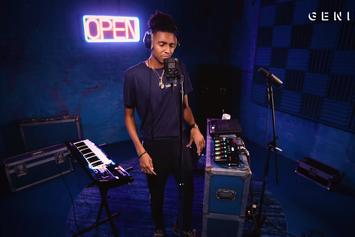 "Masego Builds ""Lavish Lullaby"" Live For Genius"