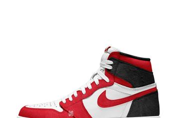 Rumored Air Jordan 1 Red And Black Colorway Revealed