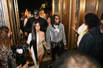 "Cardi B On Marriage With Offset: Plans For ""More Kids,"" DM Slides & Fame"
