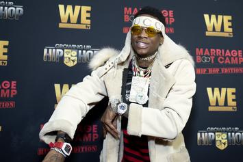 Soulja Boy Trolls Los Angeles Rams After Uninspired Super Bowl Performance