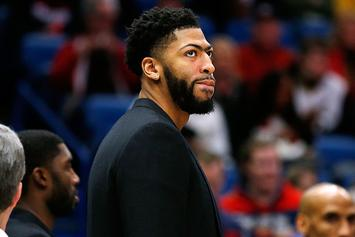 """Anthony Davis Rumors: Lakers Put Off By Pelicans """"Outrageous"""" Requests"""