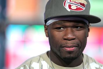 "50 Cent Celebrates ""Get Rich Or Die Tryin'"": ""Largest Debut Hip-Hop Album Ever"""