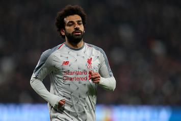 Racial Abuse Of Liverpool's Mohamed Salah Caught On Video