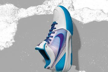 "Nike Zoom Kobe IV ""Draft Day"" Confirmed For All-Star Weekend"