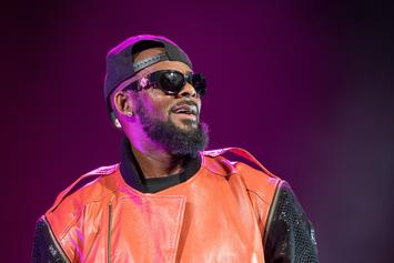 """R. Kelly Deletes """"King Of R&B"""" Tour Announcement Following Sex Scandal Outrage"""