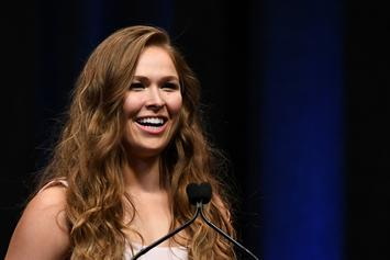 Ronda Rousey Is Helping To Open Suicide Prevention Center In L.A.