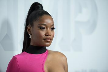 "Keke Palmer Is Mad At Drake Because Of ""In My Feelings"""