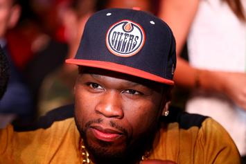 "50 Cent Celebrates Clinching Another TV Pilot: ""God Is Good All The Time"""