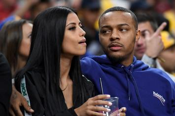 Surveillance Video Shows Bow Wow Enraged Before Fight With Girlfriend: Watch