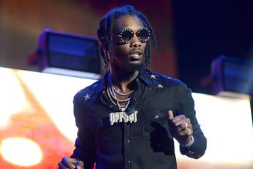 Offset Previews Previously Unheard Solo Material On Quality Control's Twitter