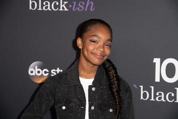 Marsai Martin Signs First-Look Deal With Universal At 14-Years-Old