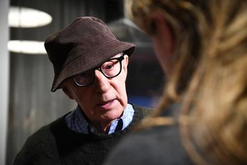 Woody Allen Sues Amazon After Being Dropped Over Sexual Assault Allegations