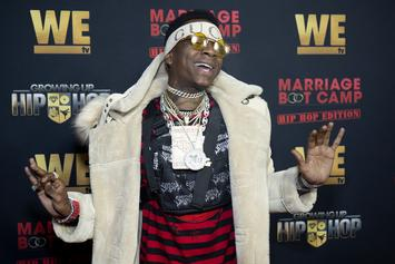 Soulja Boy Starts Gucci Forehead Tattoo Removal Amid Blackface Controversy