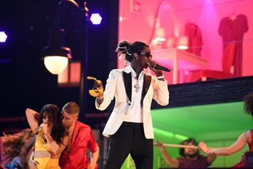 Young Thug Was Almost Arrested Hours Before Grammy Awards