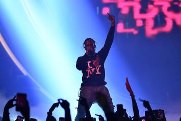 Travis Scott Postpones Tulsa Concert; Fans Cause A Scene Outside Venue