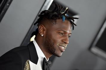 Antonio Brown Found Guilty In Reckless Driving Case