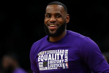 "LeBron James Says Lakers Need To ""Decompress"" During All-Star Break"