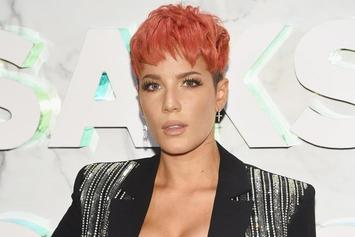 "Halsey & Boyfriend YungBlud Announce Collaboration ""11 Minutes"""