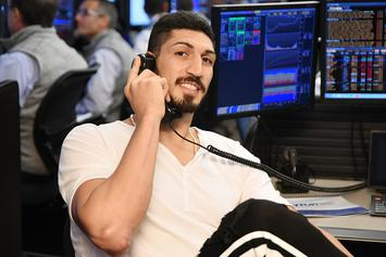 Enes Kanter To Sign With Portland Trail Blazers: Report