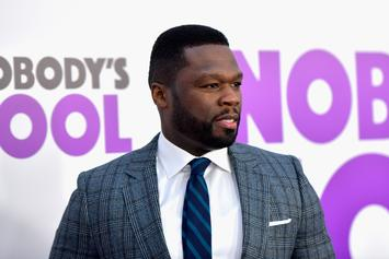 50 Cent Burns Gucci T-Shirt In Protest Of Fashion Brand