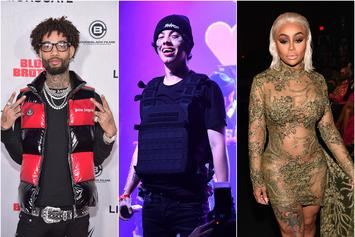 "Pornhub Drops ""Valentines Day"" Album Feat. Blac Chyna, PnB Rock, 6ix9ine & More"