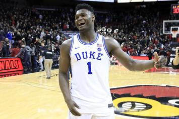 Jay Williams Thinks Zion Williamson Could Be Due A $100 Million Sneaker Deal