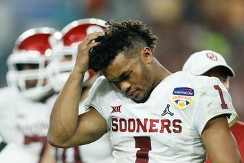 "Kyler Murray's Coach At Oklahoma Says NFL Decision ""Made Sense"""