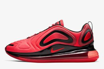 "Nike Air Max 720 ""University Red"" Release Details"
