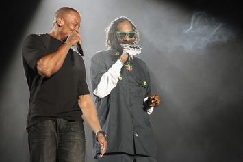 Dr. Dre Gets Birthday Love From Snoop Dogg, Ice Cube, & MC Ren